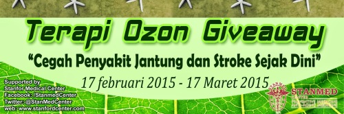Giveaway-terapi-ozon